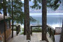 Lake Decking