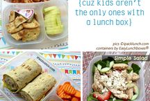 packed lunches / by QC