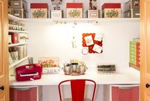 Craft Room / by Paula Fowler