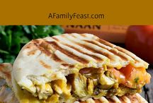 Indian fusion recipes