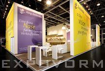 Standbouw - Expovorm / Standbouw - Beursstand - Exhibition - Expovorm