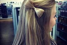 """""""Hair""""bow / by Neena Kaufman"""