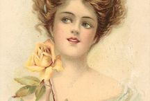 Gibson Girls / by Michele Bell