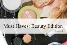 BEAUTY INSPIRATION / Beauty Inspiration www.SETTARIOUS.at Produkttests, Erfahrungsberichte, Tutorials, Pflegeprodukte und vieles mehr