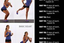 Fitness tips.
