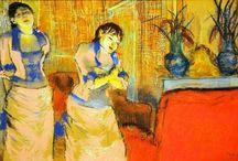 Pintura y Arte / Diferentes pintores y sus pinturas / by Jaume Vincles