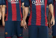 Barcelona FC 2014-2015 / Football Team
