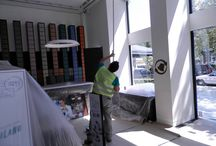 Ανακαίνιση Καταστήματος στην Κηφισιά / #attraxrenovation #attrax #ανακαινιση #renovation