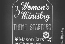 womens ministry ideas