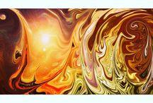 Satis1982 / #abstract #art #creative #artwork #colour #design #artist #webdesing