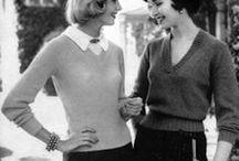 Costumi ragazzina anni 50