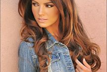 Long Hair - Hair Styles / Different ways to style long hair.  #longhair #hairstyles