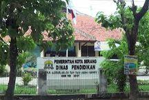 Alamat Sekolah di Kota Serang