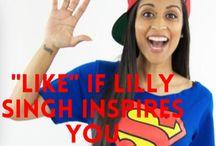 MyIISuperwomanIILillySingh!!!