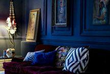 Deep interior color