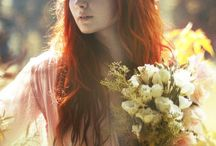 Girls - redheads - photo