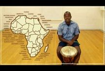 African music lesson