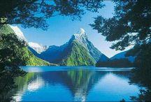 New Zealand, White Island / by Jarmila Kašparová