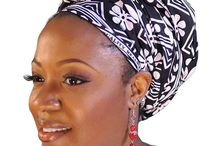 Crown Chic / Crown Chic Head wraps. Luxury for your head!