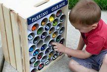 Opbevaring til børn