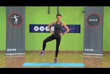 30 min cardio Pilates full body