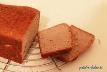 Brot & Brötchen -glutenfrei