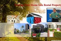 Turning Your Home Into Rental Property / In housing market converting a home into rental property helps to manage property expenses and make sure that you decide the term of rental