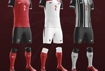 Soccer Uniformes
