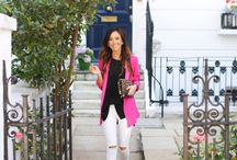 Summer->Fall Transitional Style