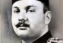 King Farouk I of Egypt / Farouk I (11 February 1920 - 18 March 1965) was the tenth ruler of Egypt from the Muhammad Ali dynasty and the penultimate King of Egypt and the Sudan, succeeding his father, Fuad I, in 1936. Farouk I was the son of Fuad I and Fazli Sabri. Farouk has been married of his two wives. Safinaz Zulficar and Narriman Sadex.