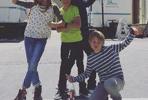 Nicky, Ricky, Dicky and Dawn