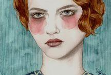 Portraits femmes