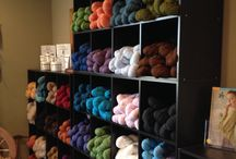 Best yarn shop ever!!! / Best stuff in the best place