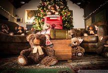La Fabbrica di Babbo Natale / In una location esclusiva come il 121 di Via Vecchia Ferriera a Vicenza, sta succedendo di tutto, gran fermento per la produzioni di regali per grandi e piccini!