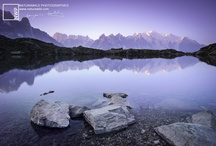 In the Alps / Photographs from the Peaks