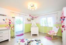 Ideen fürs Kinderzimmer und Jugendzimmer - nursery - girls & boys