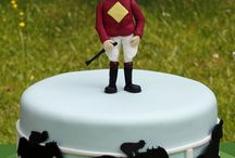 horse racing cakes ideas