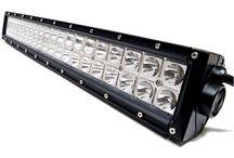 LED Lights for Pickups, Jeeps, SUV's or cars
