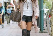 Tokyo woman fashion