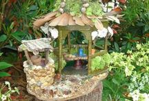 pixie houses / by Katie Moles