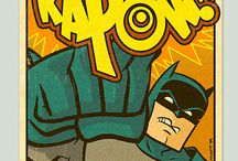 Batman  / by Emily Nicole