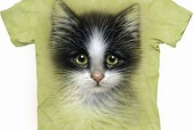 ♥ Cute cat t-shirts ♥ / Beatiful, funny and cool t-shirts from all over the world. Lots of cute, funny, adorable and colorful designs