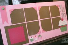 Cards/Scrapbooking pages
