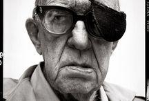 Eldery People Portraits