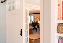 Interior Doors / by Sarah Gill @ Alderberry Hill