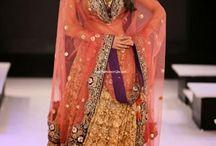 Bollywood Lehenga Choli / www.angelnx.com