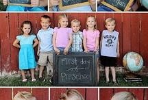 preschool / by Christina Deines