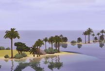The Sims 3 - Archipelago Bay / Download Link - http://www.thesims3.com/assetDetail.html?assetId=7658362