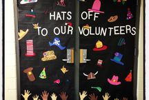 Volunteer Reception