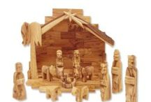 I ♥ Nativities / Nativity scenes. / by I ♥ Jesus Christ